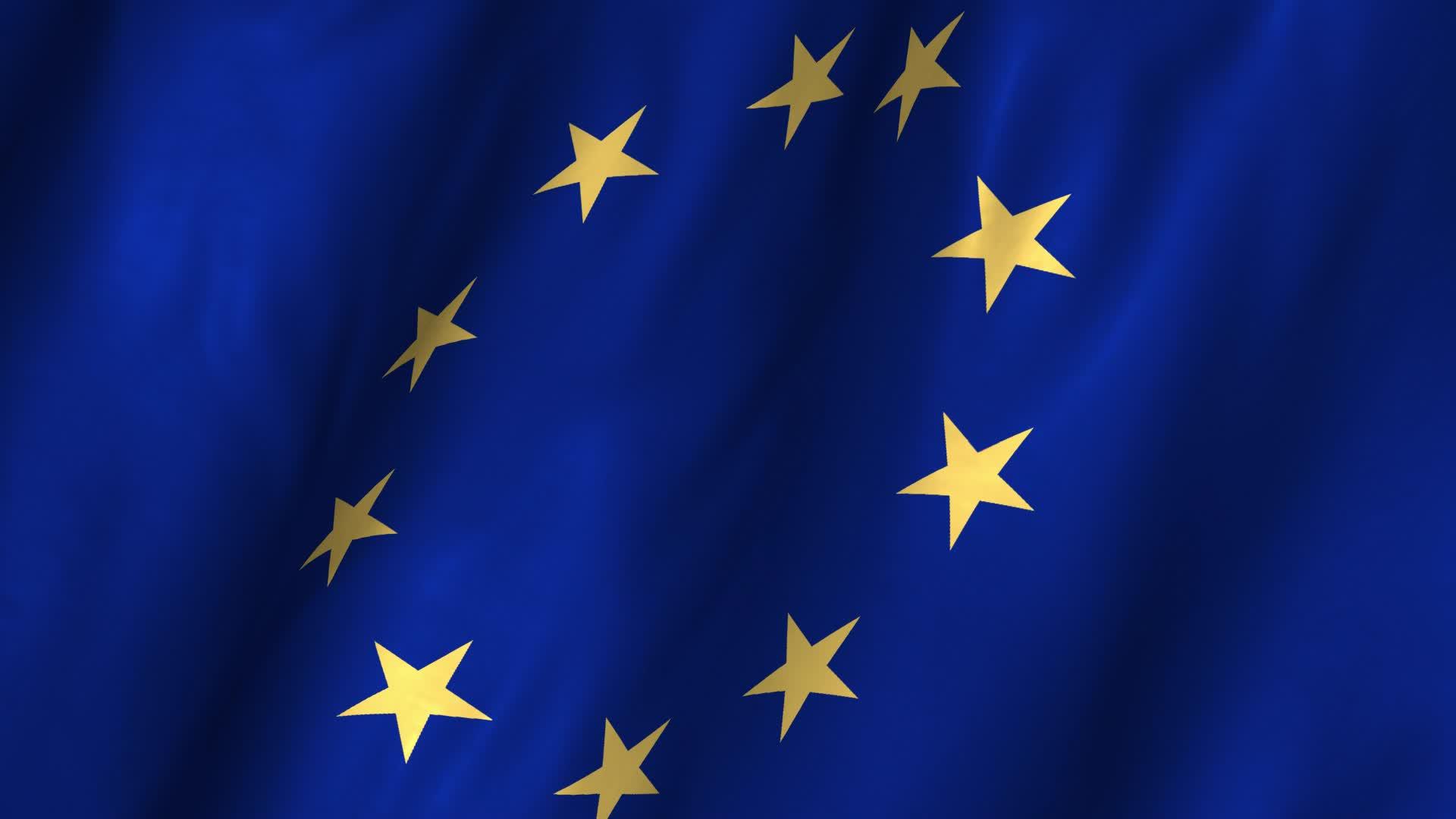 обои для рабочего стола флаг евросоюза № 389582 бесплатно